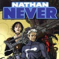 Cómics: NATHAN NEVER LOTE DE 22 NUMEROS VOL. 1 TOMOS Nº 1- 3 A 9- 21- 24 A 36 - ALETA ED. - IMPECABLE OFM15. Lote 224077752