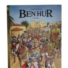 Cómics: BEN HUR (INTEGRAL) - MITTON, JEAN-YVES. Lote 224120228