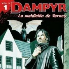 Cómics: DAMPYR VOL. 3 COMPLETA 6 TOMOS - ALETA ED. - EXCELENTE ESTADO - OFM15. Lote 224150131