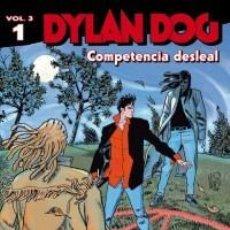 Cómics: DYLAN DOG VOL. 3 LOTE CON LOS NUMEROS 1- 3- 4 Y 6 - ALETA ED. - MUY BUEN ESTADO - OFM15. Lote 224162251