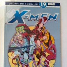 Cómics: X-MEN LOS MUTANTES ORIGINALES 19- PANINI. Lote 224170628
