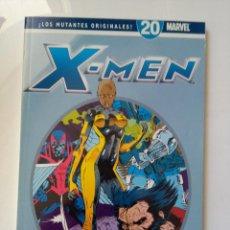 Cómics: X-MEN LOS MUTANTES ORIGINALES 20- PANINI. Lote 224170778