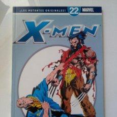 Cómics: X-MEN LOS MUTANTES ORIGINALES 22- PANINI. Lote 224170888