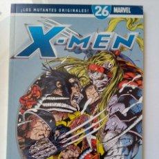 Cómics: X-MEN LOS MUTANTES ORIGINALES 26- PANINI. Lote 224170996