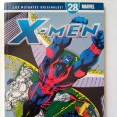 Cómics: X-MEN LOS MUTANTES ORIGINALES 28- PANINI. Lote 224171185