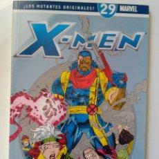 Cómics: X-MEN LOS MUTANTES ORIGINALES 29- PANINI. Lote 224171303