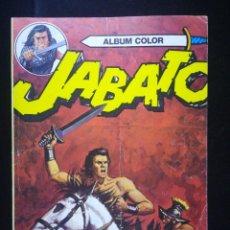 Comics: JABATO N. 1 ALBUM COLOR. Lote 224369610