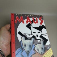 Cómics: THE COMPLETE MAUS [CD ROM] SCARBOROUGH, ELIZABETH (PRODUCER). SPIEGELMAN, ISBN 10: 1559404531. Lote 224373700