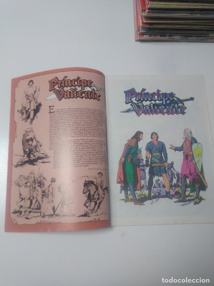 Cómics: Colección El Príncipe Valiente Edición Histórica Completa 91 Cómics 1988 Ediciones B - Foto 3 - 224519011