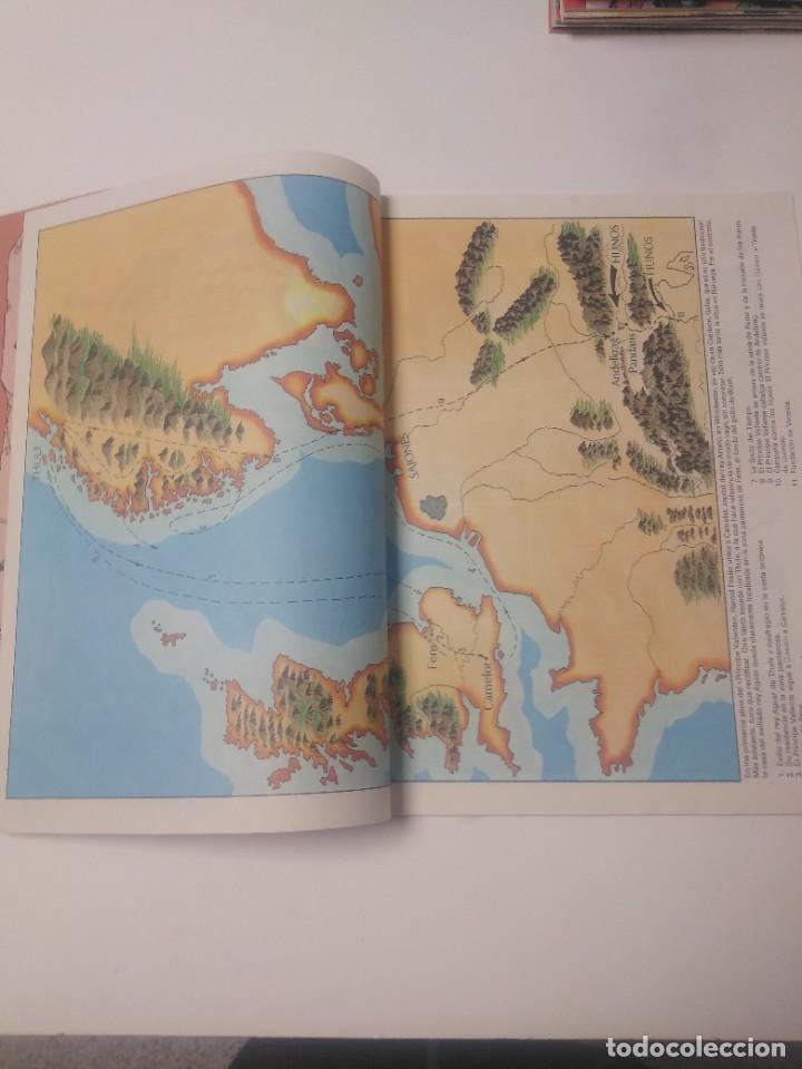 Cómics: Colección El Príncipe Valiente Edición Histórica Completa 91 Cómics 1988 Ediciones B - Foto 4 - 224519011