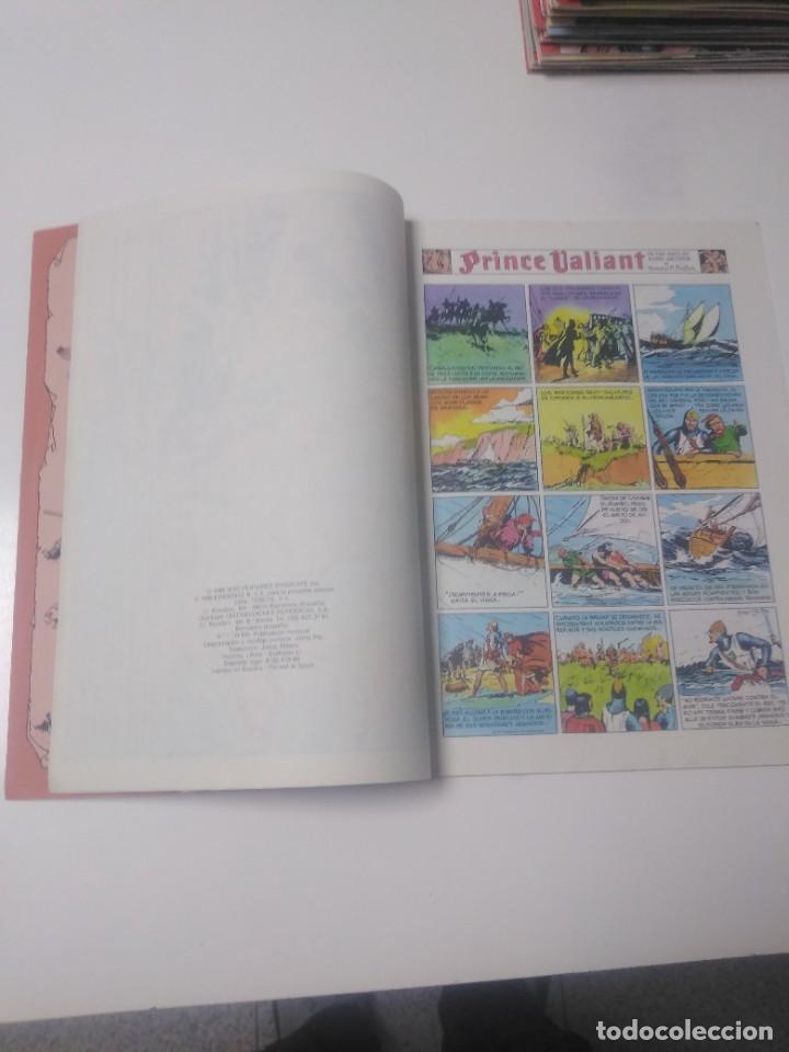 Cómics: Colección El Príncipe Valiente Edición Histórica Completa 91 Cómics 1988 Ediciones B - Foto 5 - 224519011