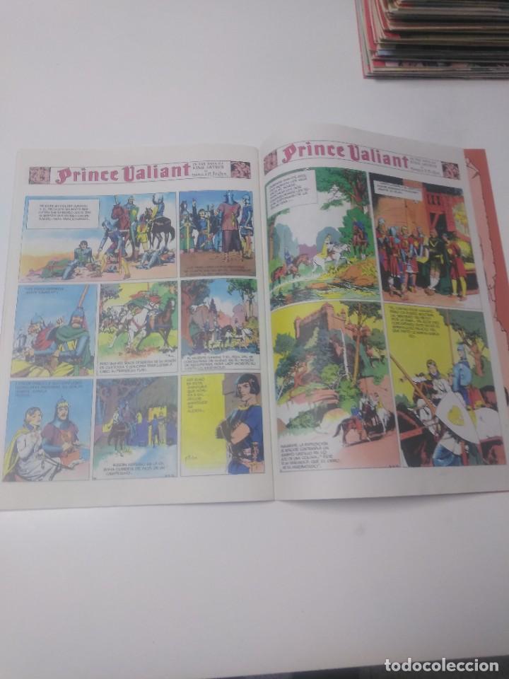 Cómics: Colección El Príncipe Valiente Edición Histórica Completa 91 Cómics 1988 Ediciones B - Foto 6 - 224519011