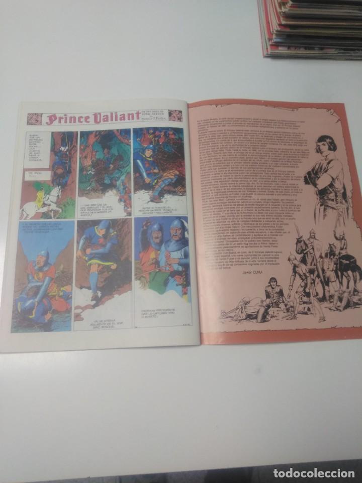 Cómics: Colección El Príncipe Valiente Edición Histórica Completa 91 Cómics 1988 Ediciones B - Foto 7 - 224519011