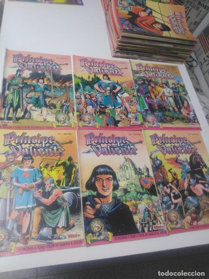 Cómics: Colección El Príncipe Valiente Edición Histórica Completa 91 Cómics 1988 Ediciones B - Foto 8 - 224519011