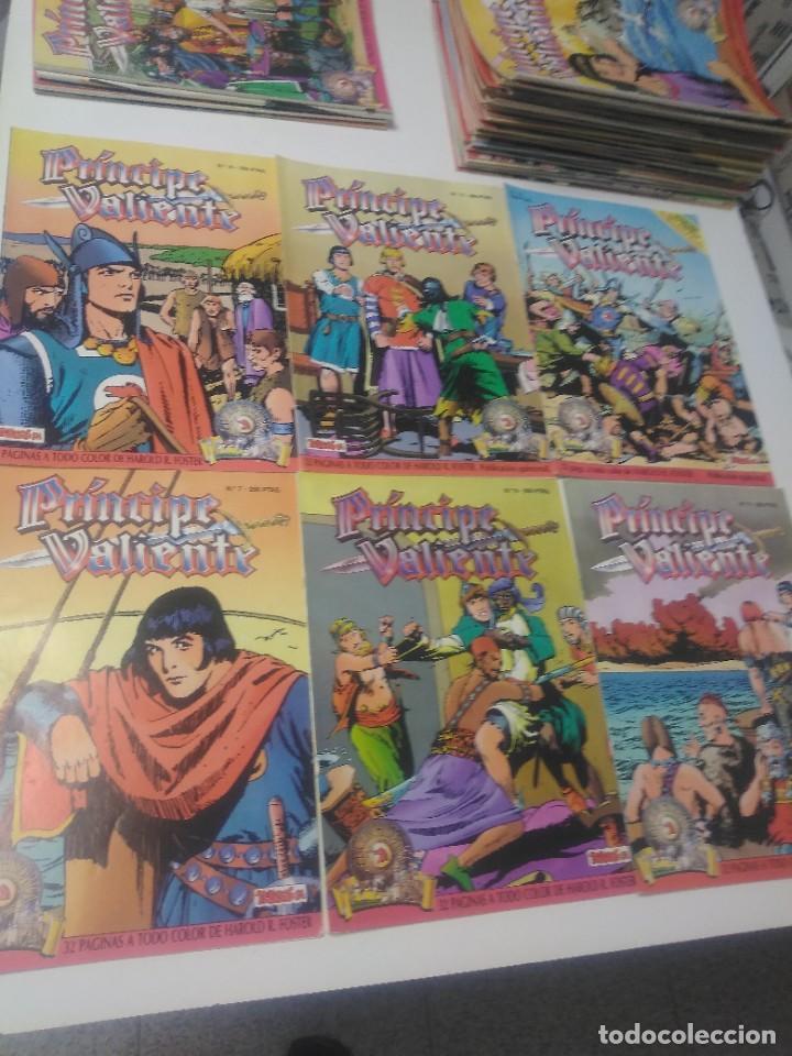 Cómics: Colección El Príncipe Valiente Edición Histórica Completa 91 Cómics 1988 Ediciones B - Foto 9 - 224519011