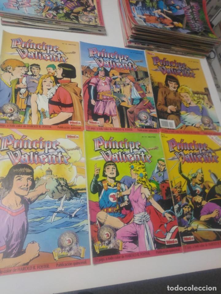 Cómics: Colección El Príncipe Valiente Edición Histórica Completa 91 Cómics 1988 Ediciones B - Foto 10 - 224519011