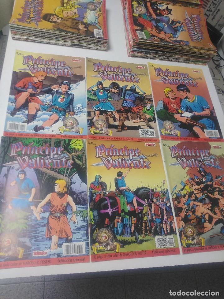 Cómics: Colección El Príncipe Valiente Edición Histórica Completa 91 Cómics 1988 Ediciones B - Foto 11 - 224519011
