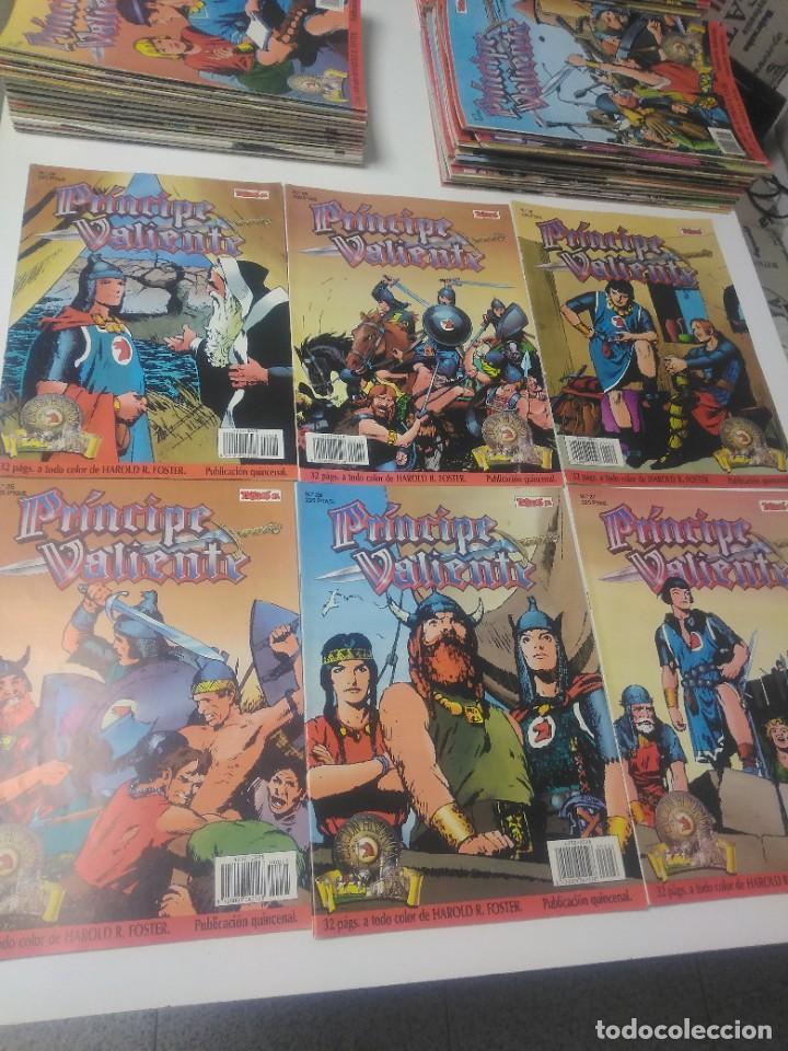Cómics: Colección El Príncipe Valiente Edición Histórica Completa 91 Cómics 1988 Ediciones B - Foto 12 - 224519011