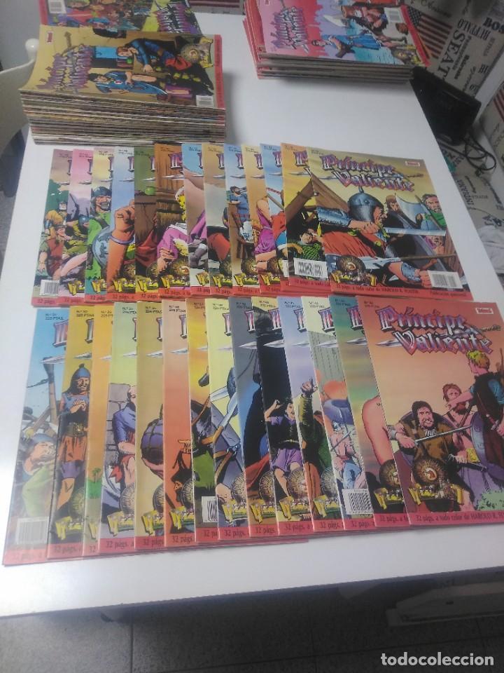 Cómics: Colección El Príncipe Valiente Edición Histórica Completa 91 Cómics 1988 Ediciones B - Foto 13 - 224519011