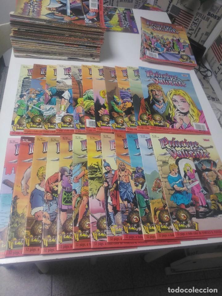 Cómics: Colección El Príncipe Valiente Edición Histórica Completa 91 Cómics 1988 Ediciones B - Foto 14 - 224519011