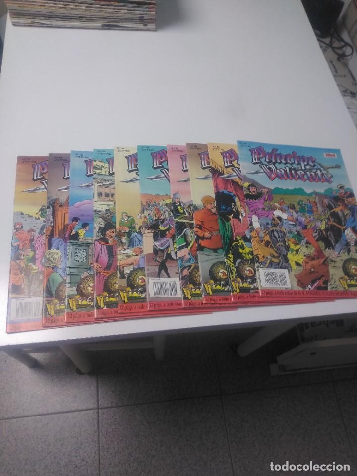 Cómics: Colección El Príncipe Valiente Edición Histórica Completa 91 Cómics 1988 Ediciones B - Foto 15 - 224519011