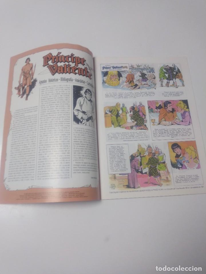 Cómics: Colección El Príncipe Valiente Edición Histórica Completa 91 Cómics 1988 Ediciones B - Foto 17 - 224519011
