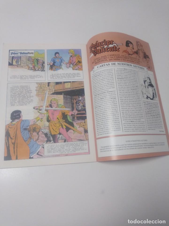Cómics: Colección El Príncipe Valiente Edición Histórica Completa 91 Cómics 1988 Ediciones B - Foto 18 - 224519011