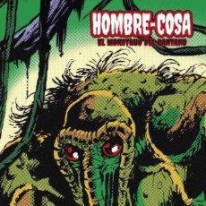 Cómics: HOMBRE COSA 1 2 3 COMPLETA - PANINI / MARVEL LIMITED EDITION / TAPA DURA / NUEVOS Y PRECINTADOS. Lote 237816250