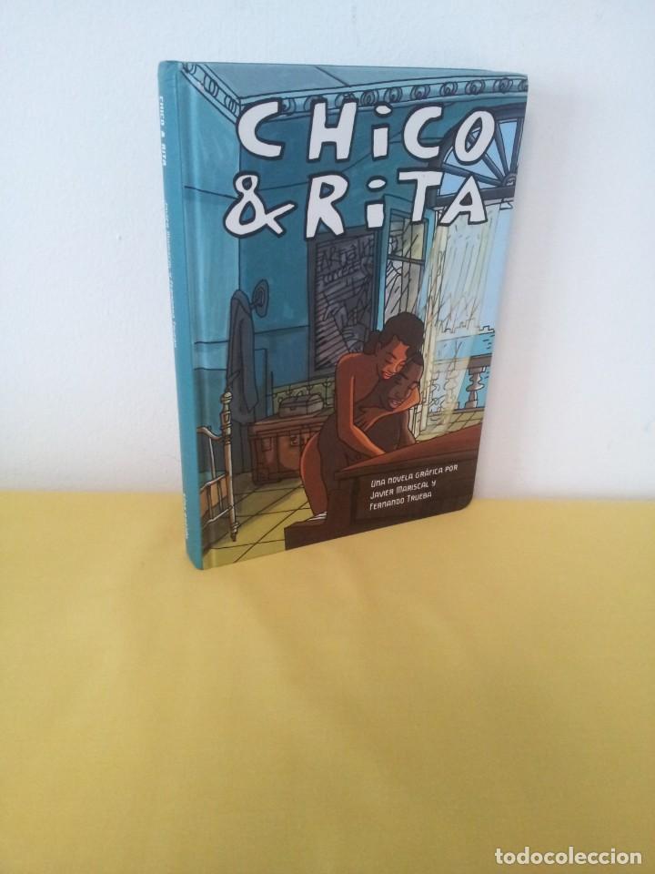JAVIER MARISCAL Y FERNANDO TRUEBA - CHICO & RITA - SINS ENTIDO 2010 (Tebeos y Comics - Comics otras Editoriales Actuales)
