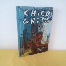 Cómics: JAVIER MARISCAL Y FERNANDO TRUEBA - CHICO & RITA - SINS ENTIDO 2010. Lote 224649063