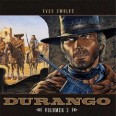 Cómics: DURANGO 3 - YERMO / TAPA DURA / YVES SWOLFS. Lote 224661985