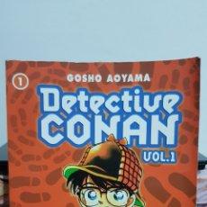 Cómics: DETECTIVE CONAN- N° 1 PLANETA DEAGOSTINI. Lote 224722847