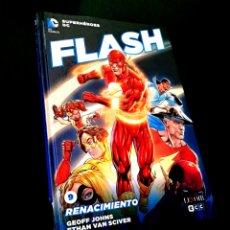 Cómics: DE KIOSCO FLASH 9 RENACIMIENTO LEVOIR ECC. Lote 224836737