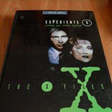 Cómics: 1996 - EXPEDIENTE X : 15 CÓMICS ENCUADERNADOS. Lote 224844786