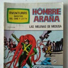 Comics: AVENTURAS INEDITAS. DEL CINE Y LA TV N° 27. Lote 224867392