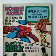 Comics: AVENTURAS INEDITAS DEL CINE Y LA TV N° 12. Lote 224868235