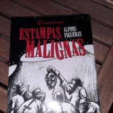 Cómics: ESTAMPAS MALIGNAS DE ALFONS FIGUERAS. Lote 245350825