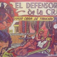 Comics: EL DEFENSOR DE LA CRUZ - Nº 9 - FACSIMIL DE MAGA. Lote 225397725