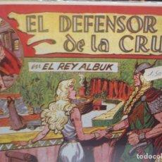 Comics: EL DEFENSOR DE LA CRUZ - Nº 15 - FACSIMIL DE MAGA. Lote 225397911