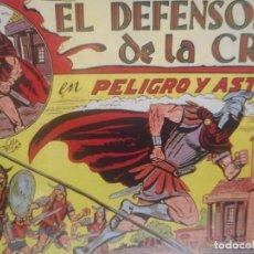 Comics: EL DEFENSOR DE LA CRUZ - Nº 16 - FACSIMIL DE MAGA. Lote 225397975