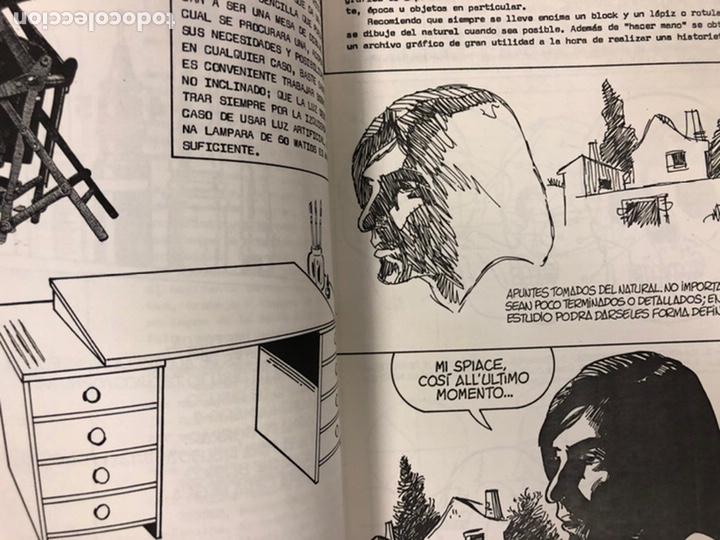 Cómics: STUDIO N° 1, 2, 3 y 4 (FERROL 1983). HISTÓRICOS FANZINES ORIGINALES SOBRE LA TÉCNICA DEL CÓMIC. VV.A - Foto 4 - 225606870