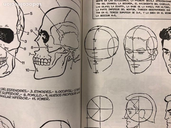 Cómics: STUDIO N° 1, 2, 3 y 4 (FERROL 1983). HISTÓRICOS FANZINES ORIGINALES SOBRE LA TÉCNICA DEL CÓMIC. VV.A - Foto 5 - 225606870