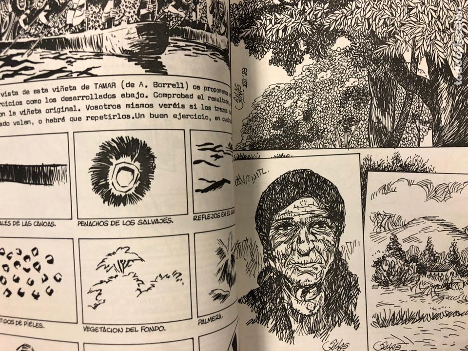 Cómics: STUDIO N° 1, 2, 3 y 4 (FERROL 1983). HISTÓRICOS FANZINES ORIGINALES SOBRE LA TÉCNICA DEL CÓMIC. VV.A - Foto 11 - 225606870