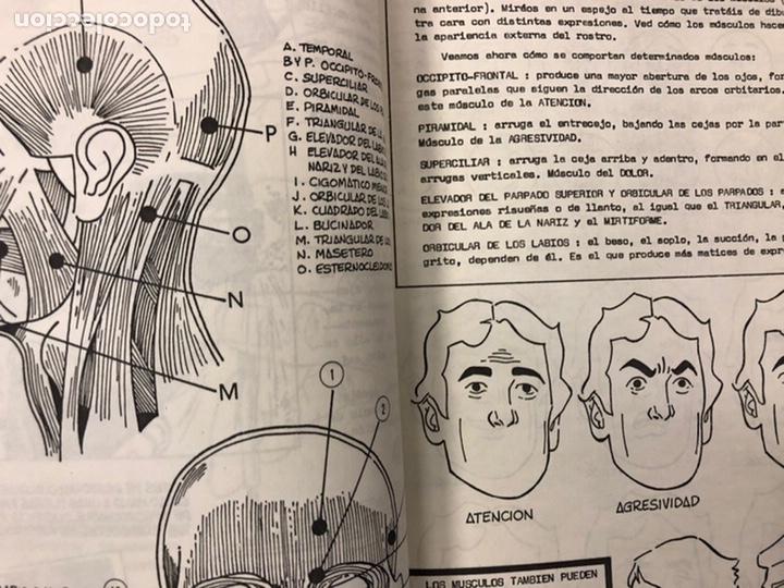 Cómics: STUDIO N° 1, 2, 3 y 4 (FERROL 1983). HISTÓRICOS FANZINES ORIGINALES SOBRE LA TÉCNICA DEL CÓMIC. VV.A - Foto 18 - 225606870