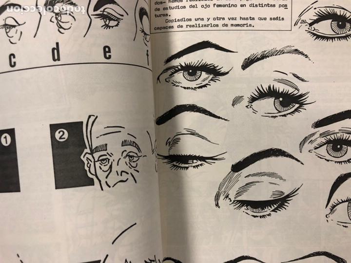 Cómics: STUDIO N° 1, 2, 3 y 4 (FERROL 1983). HISTÓRICOS FANZINES ORIGINALES SOBRE LA TÉCNICA DEL CÓMIC. VV.A - Foto 26 - 225606870