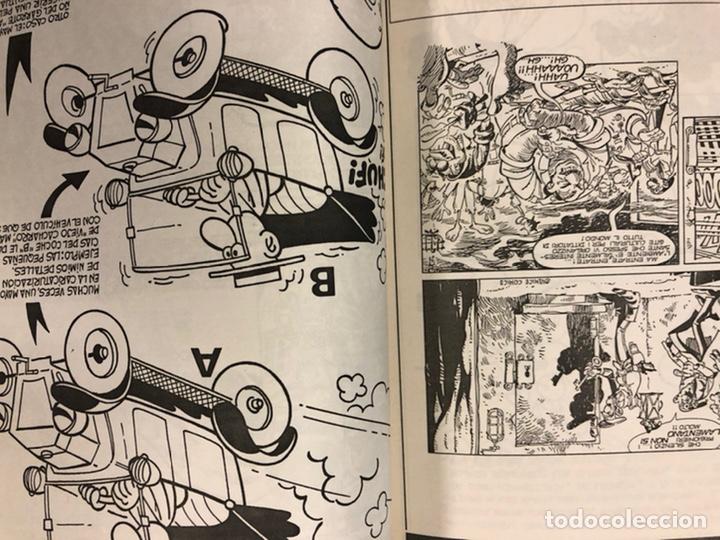 Cómics: STUDIO N° 1, 2, 3 y 4 (FERROL 1983). HISTÓRICOS FANZINES ORIGINALES SOBRE LA TÉCNICA DEL CÓMIC. VV.A - Foto 27 - 225606870