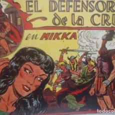 Comics: EL DEFENSOR DE LA CRUZ - Nº 21 - FACSIMIL DE MAGA. Lote 225646810