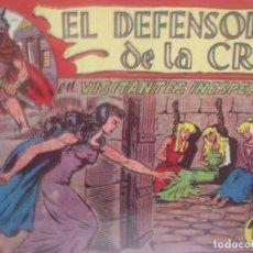 Comics: EL DEFENSOR DE LA CRUZ - Nº 22 - FACSIMIL DE MAGA. Lote 225646935