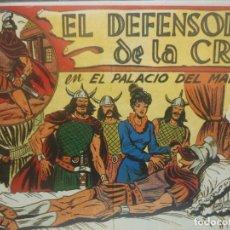 Comics: EL DEFENSOR DE LA CRUZ - Nº 30 - FACSIMIL DE MAGA. Lote 225647595