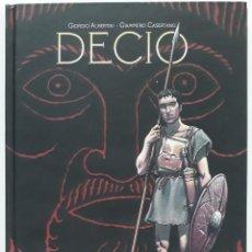 Cómics: DECIO, GIORGIO ALBERTINI Y GIANPIERO CASERTANO (ED. PONENT MON, 2018). Lote 225835658